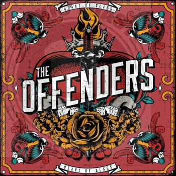 The Offenders - Heart Of Glass - LP