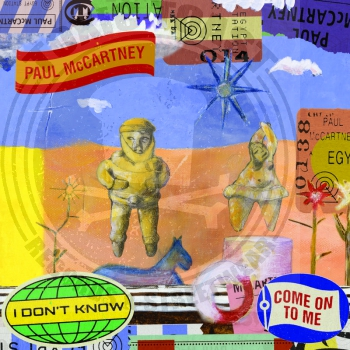 Paul McCartney -  I Don't Know / Come On To Me - 7""