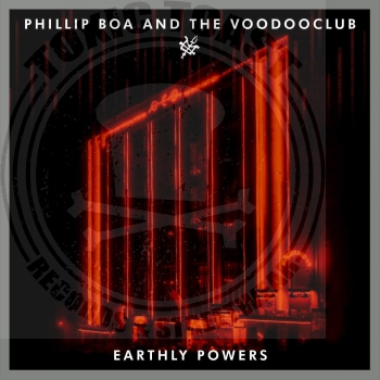 Phillip Boa And The Voodooclub - Earthly Powers - 2LP