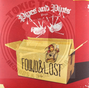 Pipes and Pints - Found & Lost - LP