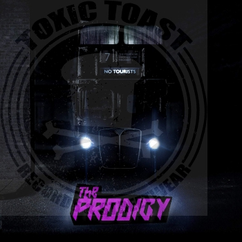 The Prodigy - No Tourists - 2LP