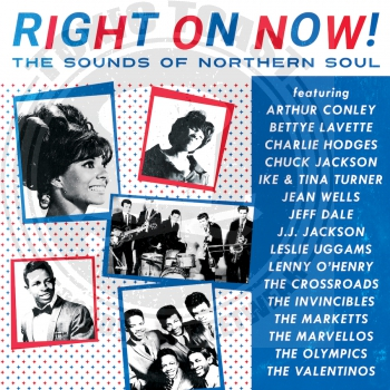 Various ‎– Right On Now! The Sounds Of Northern Soul - LP
