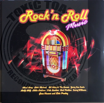 Various - Rock'n Roll Music - LP