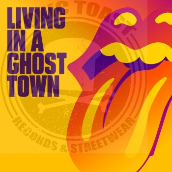 The Rolling Stones - Living In A Ghost Town - Limited 10""