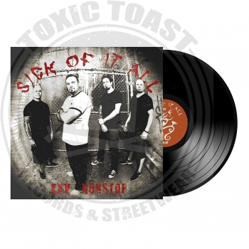 Sick Of It All - XXV Nonstop - LP