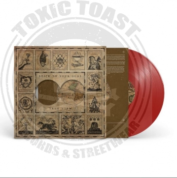 Stick To Your Guns - True View - Limited LP