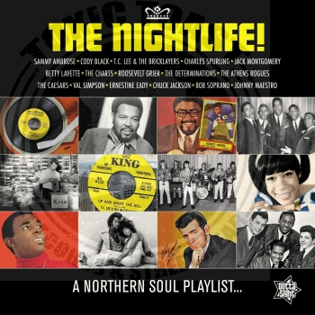 Various ‎– The Nightlife! - A Northern Soul Playlist... - LP
