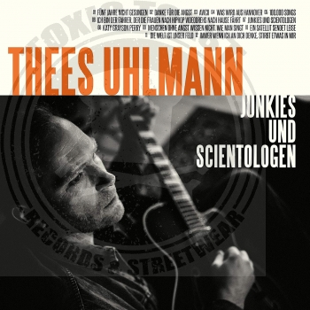 Thees Uhlmann - Junkies und Scientologen - Limited Deluxe Boxset