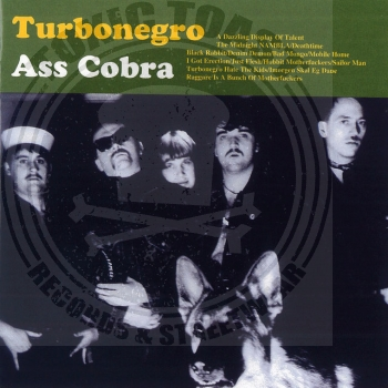 Turbonegro - Ass Cobra - Limited Yellow LP