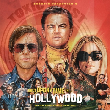 Soundtrack - Once Upon A Time Im Hollywood - Limited 2LP