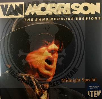 Van Morrison ‎– The Bang Records Sessions Midnight Special - 2LP