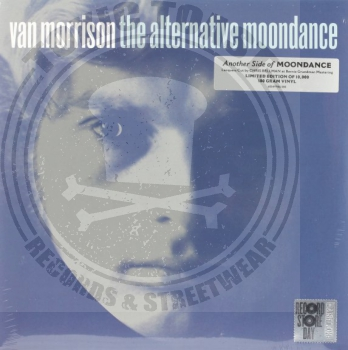 Van Morrison ‎– The Alternative Moondance - LP