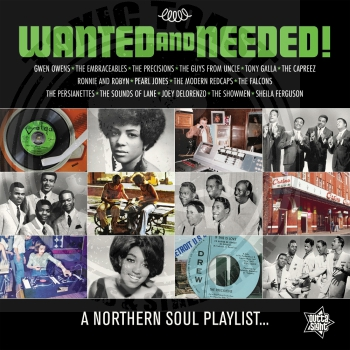 Various - Wanted and Needed! A Northern Soul Playlist - LP