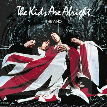 toxic toast the who the kids are alright 2lp. Black Bedroom Furniture Sets. Home Design Ideas