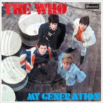 The Who - My Generation - Deluxe Edition 3LP