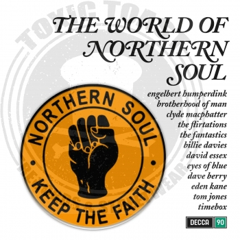Various - The World Of Northern Soul - LP