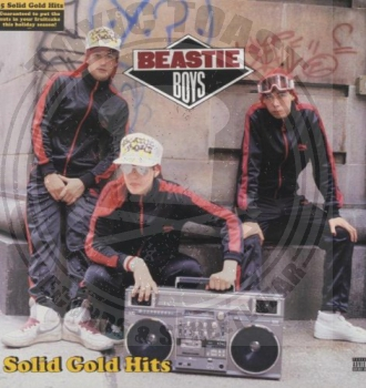 Beastie Boys - Solid Gold Hits - 2LP