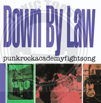 Down By Law - Punkrockacademyfightsong - CD