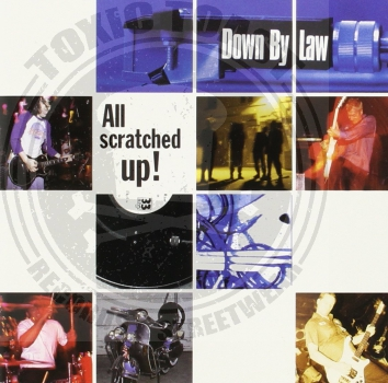 Down By Law - All Scratched Up! - CD