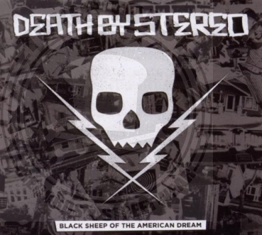 Death By Stereo - Black Sheep Of The American Dream - CD