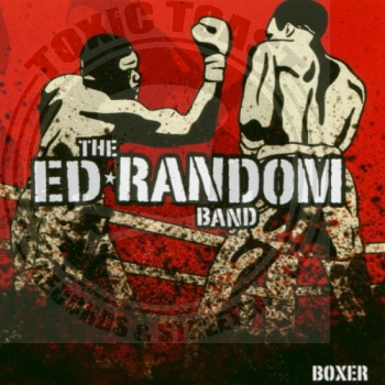 The Ed Random Band - Boxer - CD