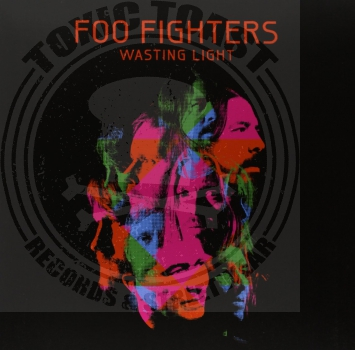 Foo Fighters - Wasting Light - LP