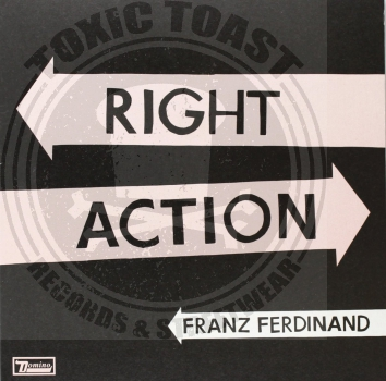 Franz Ferdinand - Right Action - 7""