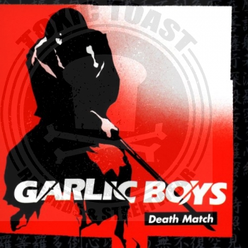 Garlic Boys - Death Match - CD