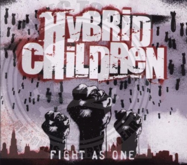 Hybrid Children - Fight As One - CD