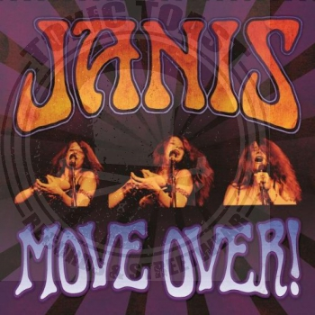 Janis Joplin - Move Over! - 7""