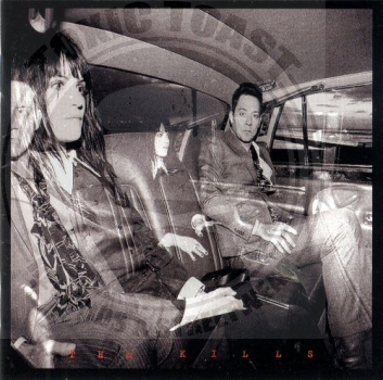 The Kills - Blood Pressures - CD