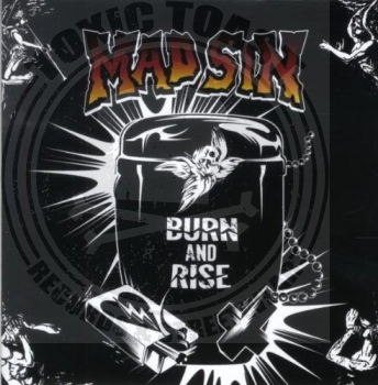 Mad Sin - Burn And Rise - CD