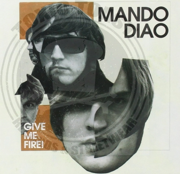 Mando Diao - Give Me Fire - CD