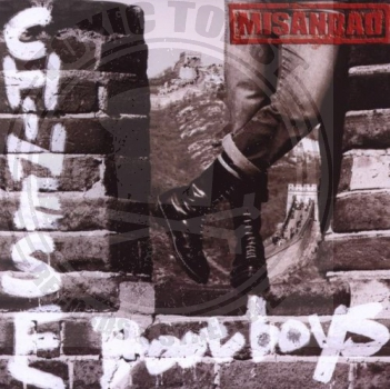 Misandao - Chinese Bootboys - CD