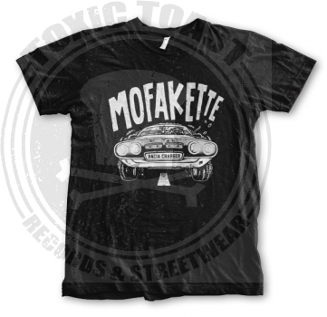 Mofakette - Dacia Charger - T-Shirt - Gr.S
