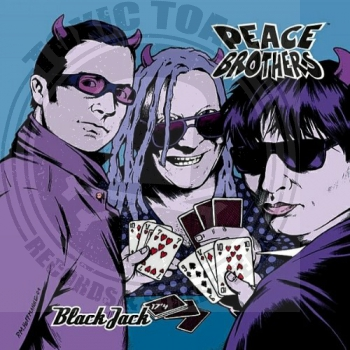 Peace Brothers - Black Jack - CD