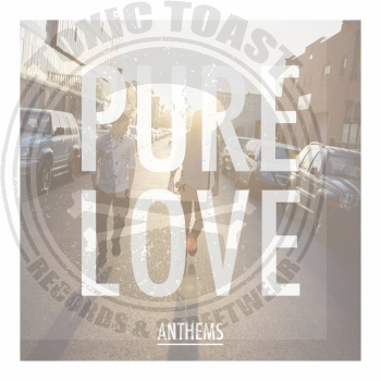 Pure Love - Anthems - CD