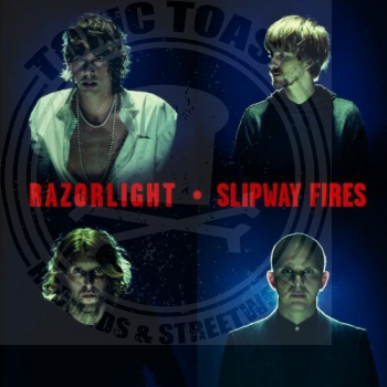 Razorlight - Slipway Fires - CD