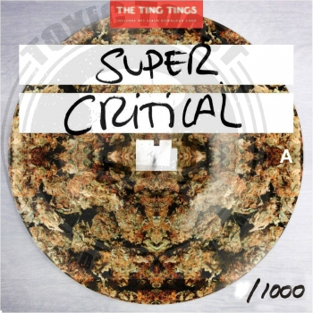 The Ting Tings - Super Critical - LP