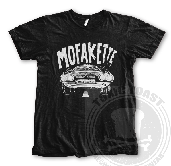 Mofakette - Dacia Charger - T-Shirt - Gr.M