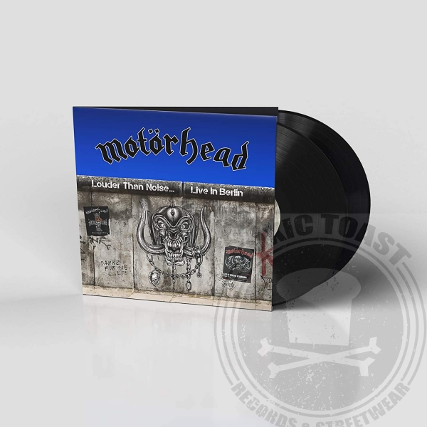 Motörhead - Louder Than Noise... Live in Berlin - 2LP