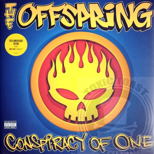 The Offspring ‎– Conspiracy Of One - LP