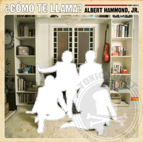 Albert Hammond Jr. - Como Te Llama? - CD+DVD