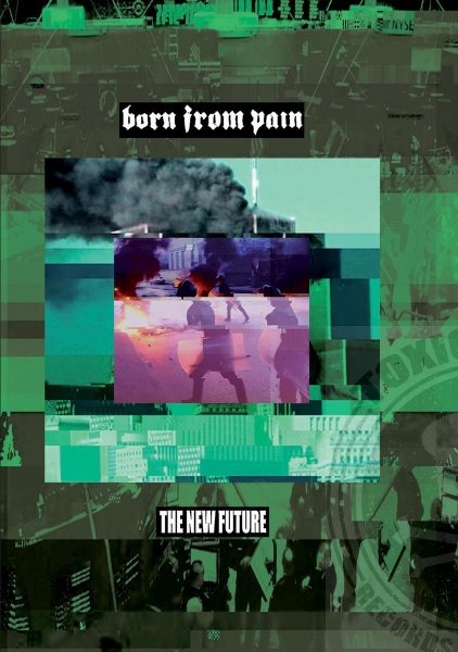 Born From Pain - The New Future - CD