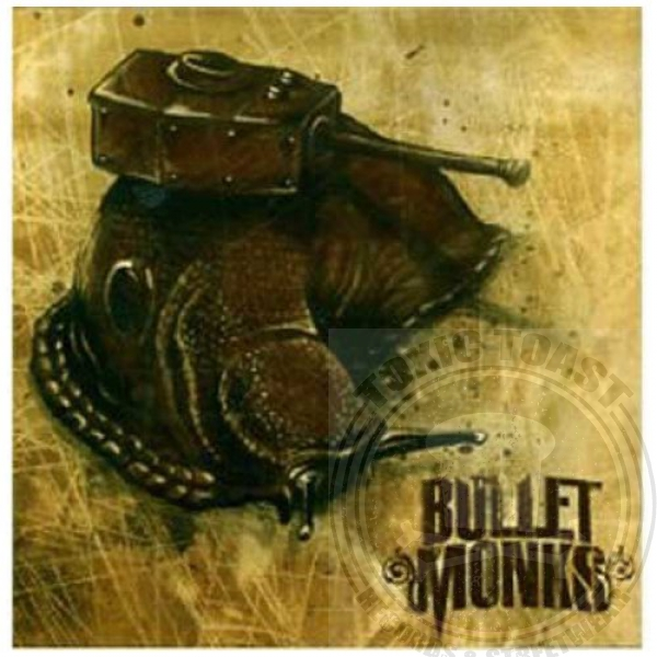 The Bulletmonks - Weapons Of Mass Destruction - CD