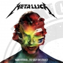 Metallica - Hardwired... To Self-Destruct - LP (red)