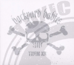 Backyard Babies - Them XX - CD